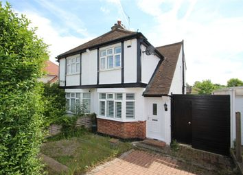 Thumbnail 2 bed semi-detached house for sale in East Drive, Orpington