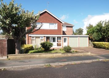 Thumbnail 4 bed detached house for sale in Springfield Crescent, Kibworth, Leicester