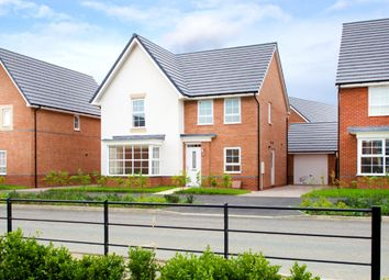 """Thumbnail 4 bed detached house for sale in """"Cambridge"""" at Green Lane, Yarm"""
