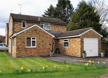 Thumbnail 3 bed detached house for sale in Grange Close, Gerrards Cross