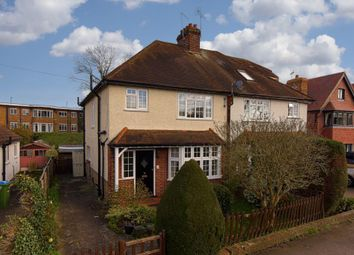 3 bed semi-detached house for sale in Cedar Road, East Molesey KT8