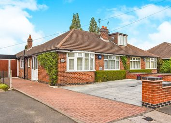 Thumbnail 3 bed bungalow for sale in Sharpland, Aylestone, Leicester