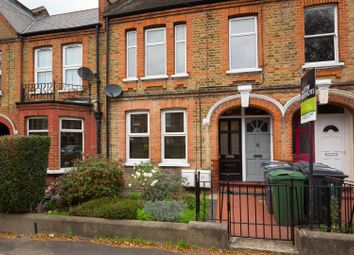 Thumbnail 3 bedroom flat for sale in Courtenay Road, London