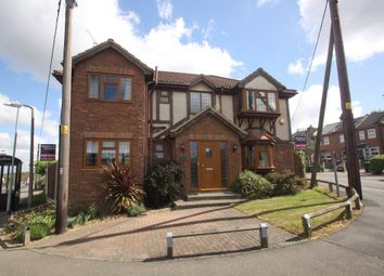 Thumbnail 4 bed detached house for sale in Great Eastern Road, Hockley