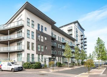 Thumbnail 1 bedroom flat for sale in Clarinda House, Clovelly Place, Greenhithe, Kent