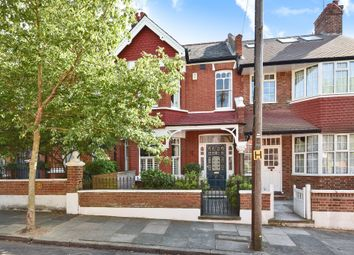 Thumbnail 4 bed terraced house for sale in Palmerston Road, London