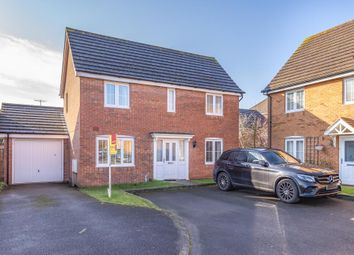 Thumbnail 3 bed detached house for sale in Kennet Heath, West Berkshire