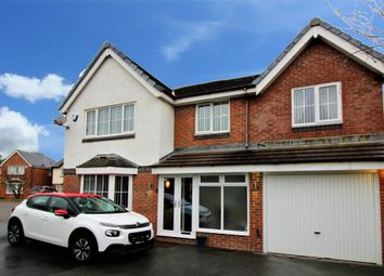 Thumbnail 5 bed detached house for sale in Goldstone Drive, Thornton-Cleveleys