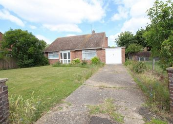 Thumbnail 3 bed detached bungalow for sale in Arundel Road, Hartford, Huntingdon