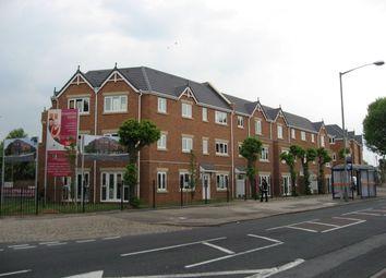 Thumbnail 1 bed flat to rent in Somerton Court, Turfpits Lane, Erdington