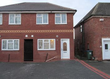 Thumbnail 3 bedroom semi-detached house to rent in Carisbrooke Road, Wednesbury