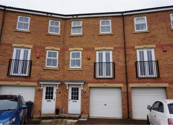 Thumbnail 4 bed town house for sale in Ascot Drive, Sheffield