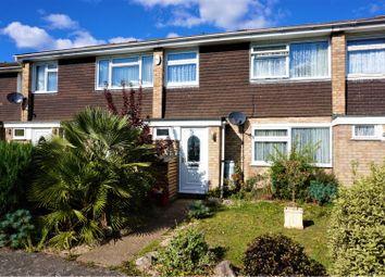 Thumbnail 3 bed terraced house for sale in Harman Walk, Clacton-On-Sea