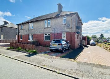 Thumbnail 2 bed flat for sale in Reed Street, Strathaven
