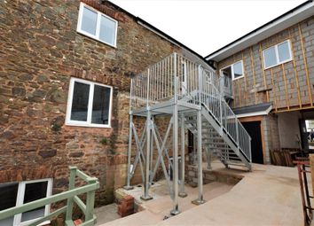 Thumbnail 2 bed maisonette for sale in Bow, Crediton, Devon