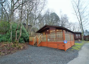 Thumbnail 3 bed mobile/park home for sale in Troutbeck 12, White Cross Bay, Windermere