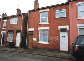 Thumbnail 1 bed flat to rent in Woodshutts Street, Talke, Stoke-On-Trent