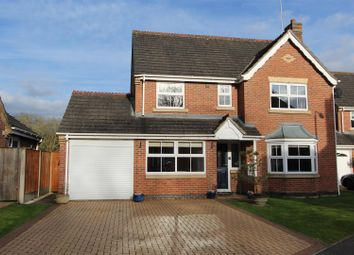 Thumbnail 4 bed detached house for sale in Castle Orchard, Milford Road, Duffield, Belper
