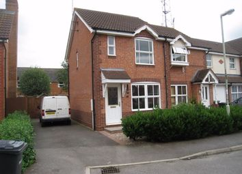 Thumbnail 2 bed semi-detached house to rent in Azalea Close, Lutterworth, Leicestershire