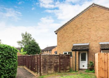 Thumbnail 1 bed property for sale in Somerville, Werrington, Peterborough