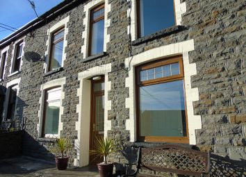 Thumbnail 3 bed terraced house for sale in Bryn Terrace, Ystrad, Pentre, Rhondda, Cynon, Taff.