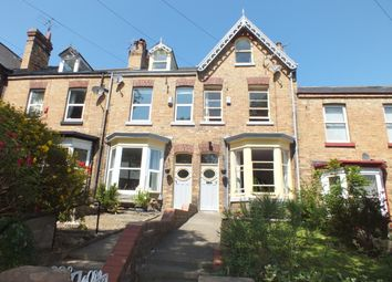 Thumbnail 4 bed terraced house to rent in 48 West Bank, Scarborough
