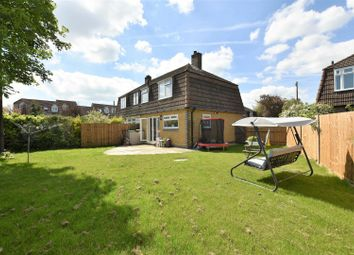 Thumbnail 3 bed semi-detached house for sale in Port Avenue, Greenhithe