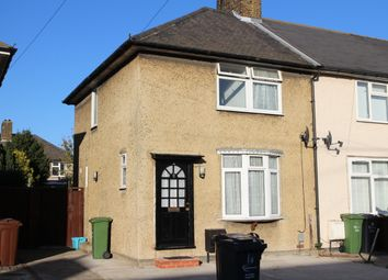 Thumbnail 3 bed end terrace house to rent in Harold Road, Dagenham