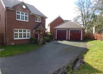 Thumbnail 4 bed detached house for sale in Evercroft Road, Liverpool, Merseyside