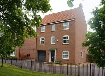 Thumbnail 4 bed detached house for sale in Dale Way, Newark