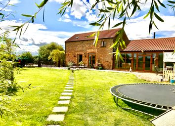 Thumbnail 3 bed barn conversion for sale in Trinity Road, Walpole Highway, Wisbech