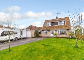 Thumbnail 3 bed detached house for sale in Tennis Court Lane, Tollerton, York