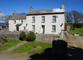 6 bed detached house for sale in Clegyr Uchaf, St Davids, Haverfordwest, Pembrokeshire SA62