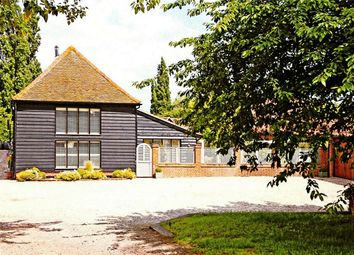 Thumbnail 4 bed barn conversion for sale in Church Lane, Ongar, Essex