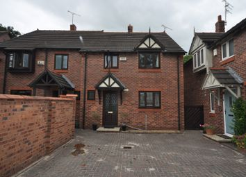 Thumbnail 3 bed semi-detached house to rent in Park Close, Tarvin, Chester