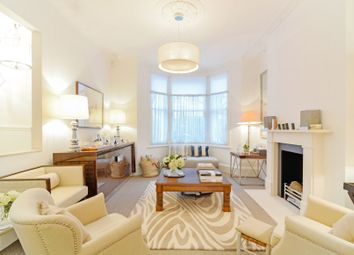 Thumbnail 5 bed terraced house for sale in Epirus Road, Fulham