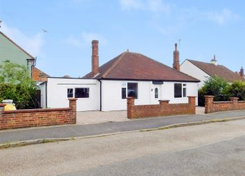 Thumbnail 2 bed detached bungalow for sale in Lumley Crescent, Skegness, Lincs