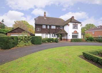 Thumbnail 5 bed detached house to rent in Linksway, Northwood