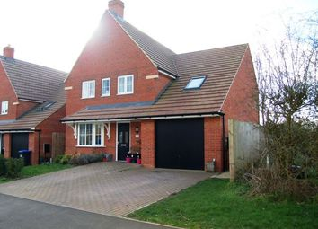 Thumbnail 5 bed detached house for sale in Hornbeam Row, Brixworth, Northampton