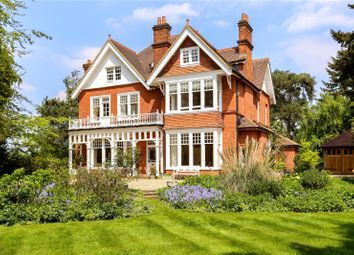 Thumbnail 5 bed detached house for sale in Branksome Park Road, Camberley, Surrey