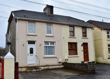 Thumbnail 4 bed semi-detached house for sale in Tycroes Road, Tycroes, Ammanford
