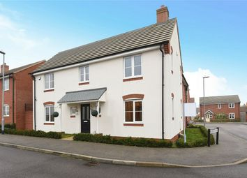 Thumbnail 4 bed detached house for sale in Crispin Drive, Bedford