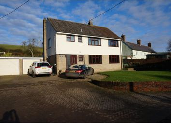 Thumbnail 4 bed detached house for sale in Winterborne Houghton, Blandford Forum