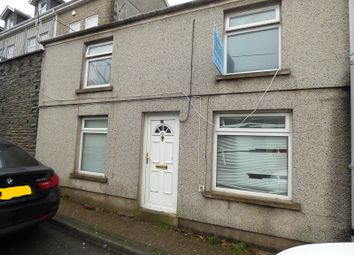 Thumbnail 2 bed terraced house for sale in High Street, Ogmore Vale, Bridgend.