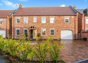 Thumbnail 4 bed detached house for sale in Knedlington Walk, Howden