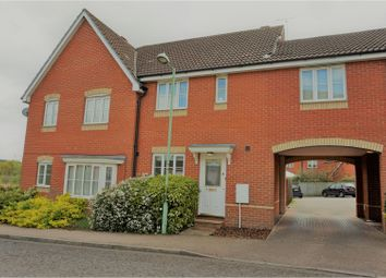 Thumbnail 3 bed terraced house for sale in Springtail Road, Ipswich
