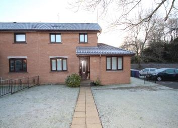 Thumbnail 3 bed terraced house for sale in Hogarth Gardens, Carntyne, Glasgow