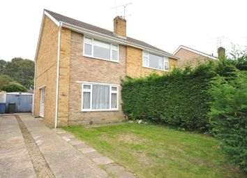 Thumbnail 3 bed semi-detached house to rent in Oakwood, Church Crookham