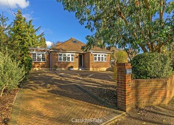 Thumbnail 3 bed detached bungalow for sale in Oakwood Road, St Albans, Hertfordshire