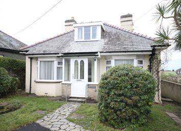 Thumbnail 3 bed bungalow for sale in Celynnin Road, Llwyngwril, Gwynedd